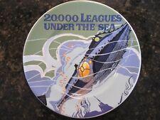 "Walt Disney Parks, NEW 7"" Ceramic Plate, 20,000 Leagues Under The Sea, Nautilus"