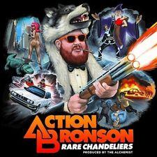 Action Bronson - Rare Chandeliers Mixtape CD The Alchemist