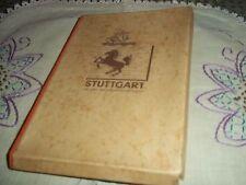 Vtg. Souvenir Packet, Stuttgart, Germany, 20 Photos, History