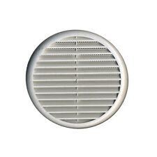 Nr 3 Griglie griglia di aerazione in plastica regolabili diametro mm . 63/125