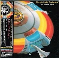 "Electric Light Orchestra  ""Out Of The Blue"" Japan LTD Mini LP 2CD w/OBI"