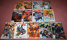 TEEN TITANS COMIC BOOK LOT ISSUES 20 - 32 GREAT CONDITION