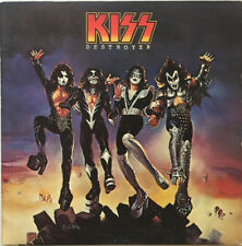 KISS-Destroyer CD Old Casablanca version