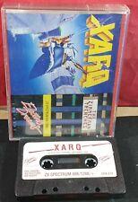 XARQ ZX Spectrum RARE TESTED VGC