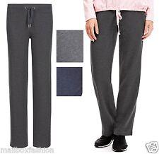 Ladies Ex M&S Joggers Lounge Pants Gym Casual Fitness Cotton Bottoms Size 8-22