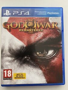 God Of War Remastered PS4 - TESTED & WORKING