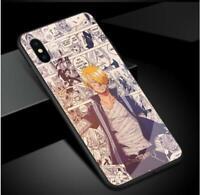 One Piece Für iPhone 7//8 X//XS XR Max Case Hülle Schutzhülle Aus Gehärtetem Glas