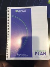 Hammond and Stephens Lesson Plan Book New