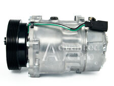 New AC A/C Compressor Fits: 2001 - 2004  Volkswagen Jetta L4 1.8L 1.9L 2.0L AC
