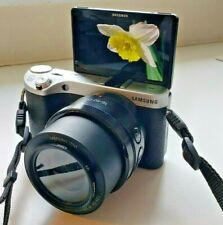 Samsung NX NX500 28.2MP Digital  +16-50mm Lens & 50-200mm f4-5.6 Telephoto