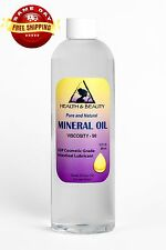MINERAL OIL 90 VISCOSITY NF USP GRADE LUBRICANT by H&B Oils Center PURE 32 OZ