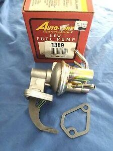 Auto-Tune Fuel Pump # 1389 Ref 5014 Fits Chevrolet Geo Isuzu I-Mark 1.5L