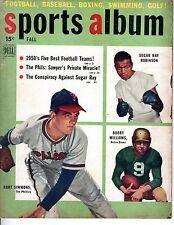 1950 Dell Sports Album,Baseball,magazine,Curt Simmons, Philadelphia Phillies~Gd