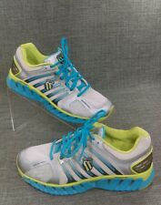 K Swiss Blade Max Endure Womens Running Sneakers / Shoes - Fiji blue lime size 9