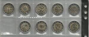 SLOVACCHIA 2 EURO COMM. DAL 2009  FDC  SCEGLI QUELLO CHE TI SERVE
