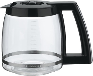 Cuisinart DCC-3200 Replacement Carafe Glass 14 Cup Coffee Maker Brew Parts