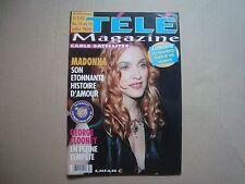 Madonna rare Tele cover magazine