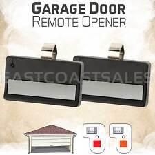 2 for 971LM 973LM LiftMaster Garage Door Opener Remote Transmitter 390mhz