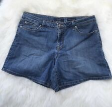 Jessica Simpson Womens Shorts Size 32 Forever Low Rise Denim