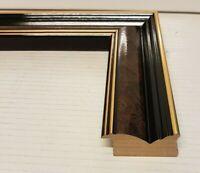 Cornice in legno RADICA per quadri,Foto,stampe,poster -LAR.CM 6 ALT.2.7 BAT.2