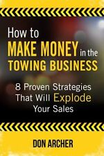 How to Start Up A Towing Tow Truck Business Step By Step Guide Plan Instruction