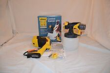 Wagner Control Stainer 350 Model 0529149 Easy Clean Up Deck Stain