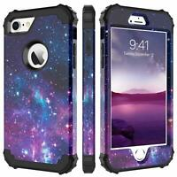 For iPhone 8 7 Case Cover Full Protective Hybrid Rugged Shockproof