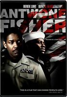 NEW DVD- ANTWONE FISHER - Derek Luke, Joy Bryant, Denzel Washington,