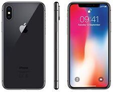 Apple iPhone X - 256GB - Space Grey (Unlocked) 1 Year Apple Warranty