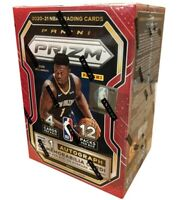 2020-21 NBA Panini Prizm Basketball Collectible 12 Pack Box - Fanatics Exclusive