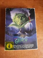 Il Grinch Jim Carrey  bluray retro Vhs tape edition numbered numerata