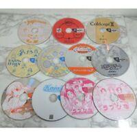 WHOLESALE SEGA Dreamcast Game 11 Pcs set Junk For Parts NTSC-J DHL FedEx