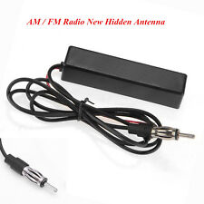 New Universal Car SUV Electronic Stereo AM/FM Radio Hidden Amplified Antenna Kit