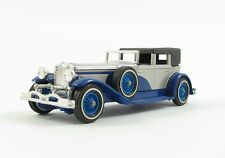 Matchbox Models of Yesteryear No 4 - 1930 Model J Duesenberg Town Car 1:43