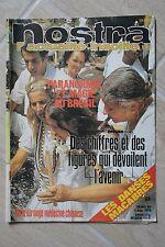 NOSTRA ACTUALITE INSOLITE 399 NOV 1979 PARANORMAL MAGIE BRESIL MEDECINE CHINOISE