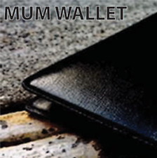 MUM Wallet (Black) by Sven Lee from Murphy's Magic