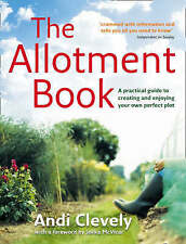 The Allotment Book, Andi Clevely, Excellent