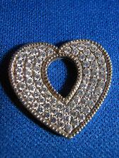 $3,000 Judith Ripka 18K White Gold 73 Diamonds 1.043 CTW Pendant
