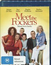 Meet The Fockers  -   Ben Stiller, Robert De Niro, Blythe Danner - Blu-Ray