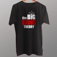 The Big Bang Theory American Sitcom TV Series T-Shirt Cotton New