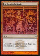 Die Kundschafterin / The Explorer | NM | Born of the Gods | GER | Magic MTG