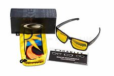 OAKLEY Silver Valentino Rossi VR46 Signature Sunglasses Polished Black / Iridium