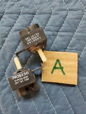 Whirlpool/Other Dryer Used Selector Switch 3405156 Wp3405156 Ap6008547