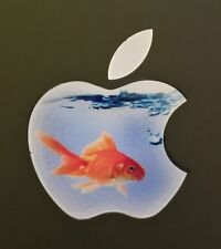 GLOWING GOLDFISH BOWL Apple MacBook Pro Air Sticker Laptop DECAL 11,12,13,15,17