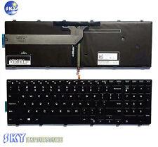 New Dell Inspiron 15 3552 3555 3565 3567 5559 5566 US Backlit Laptop Keyboard