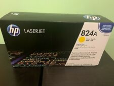 HP 824A (CB386A) Yellow LaserJet Image Drum for CP6015, CM6030mfp, CM6040mfp