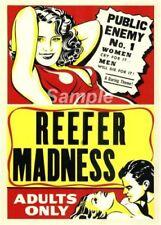 Vintage Movies Original Art Posters