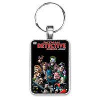 Detective Comics #1000 Variant Cover Key Ring or Necklace Joker Harley Quinn