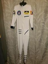 New Astronaut White NASA Adult Teen Kid Women or Men Halloween Costume Small