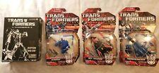 Hasbro Transformers Generations & Universe Deluxe Decepticon Lot of 4 Figures